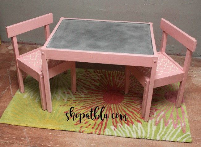 Shopatblu-the-blue-bulding-childs-table-and-chairs-pink