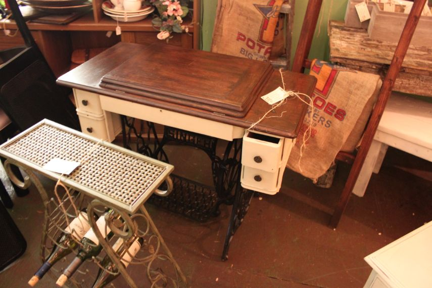 the-blue-building-antiques-repurposed-sewing-treadle