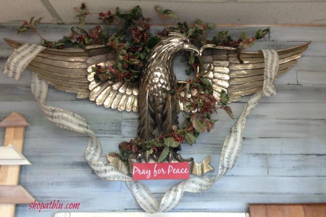 the-blue-building-shopatblu.com-pray-for-peace-american-eagle