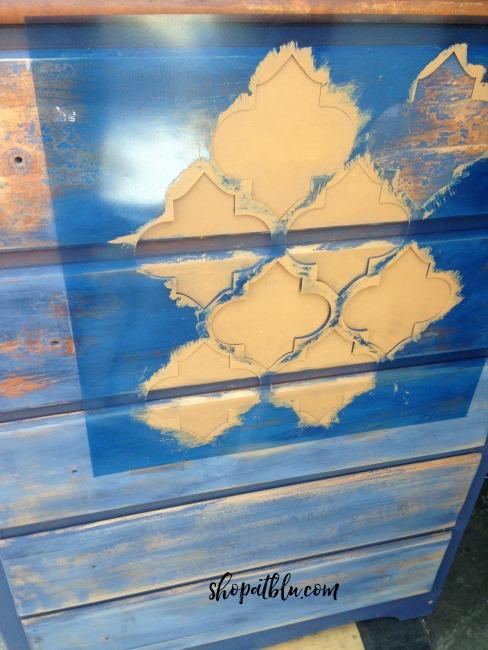 the-blue-building-shopatblu-country-chic-paint-FFFC-MCM-Bling-revamp-classic-chest-metallic-cream-stencil-wm