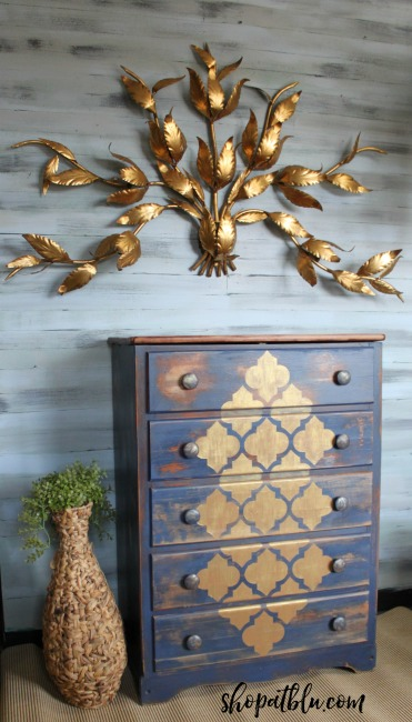 the-blue-building-shopatblu-ucycle-country-chic-paint-FFFC-MCM-Bling-revamp-classic-chest-staged-wm
