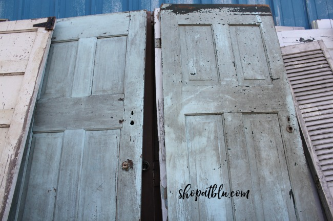the-blue-building-shopatblu-antiques-chippy-antique-doors-blue-before