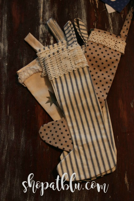 The Blue Building Antiques Alabaster AL shopatclu Upcycle Project Washboard and stockings